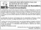 Publicado no Jornal A Comarca